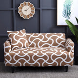 Geometric/Abstract Premium Sofa Cover