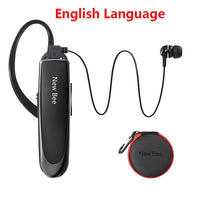 New Bee Bluetooth Headset Bluetooth 5.0