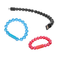 Portable Phone Charger Bracelet