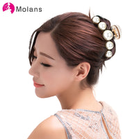 Hair Accessories with Pearls