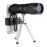 4K 10-300x40mm Super Telephoto Zoom monocular Telescope (Released in July 2020)