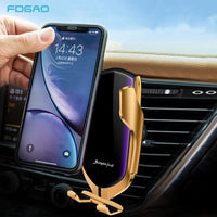 Wireless Charger Car Mount, Fast Charging