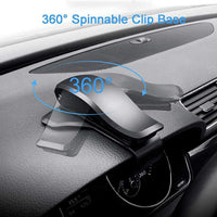 Car Phone Holder (clip onto dashboard)