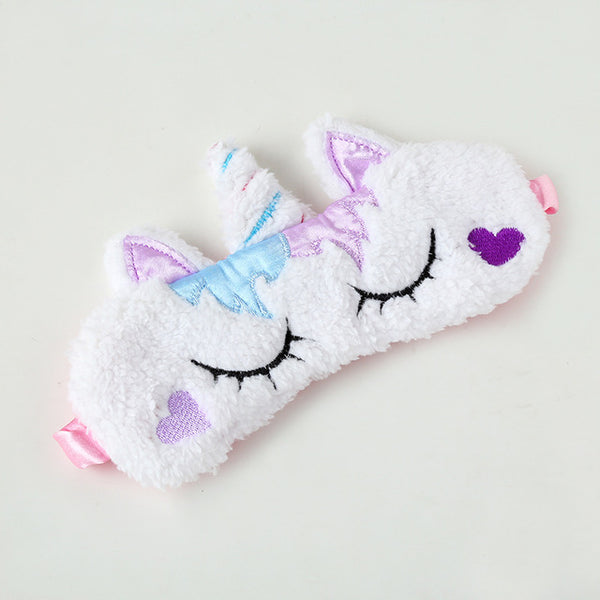 Sleeping Mask Plush Eye Shade