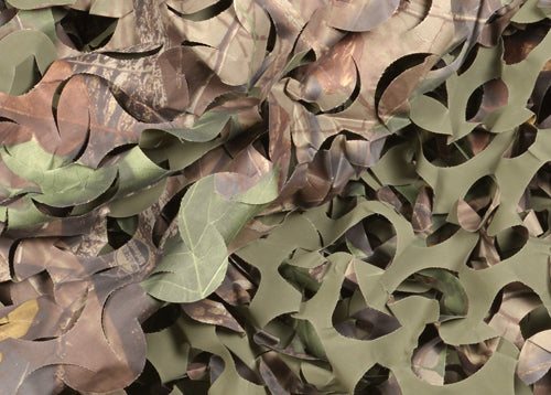Leafscreen camouflage net, camouflage cover for nature and wildlife photography and surveillance supplied by wildlife watching supplies