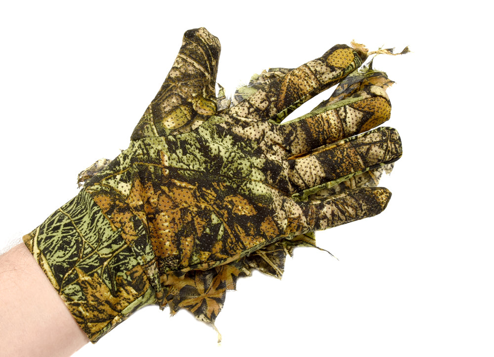 B29.5 3D Leafy Dot Grip Gloves