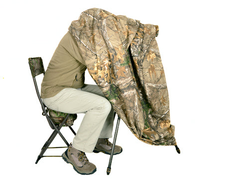 C33 Medium Weight Throw Over Hide (bag hide)