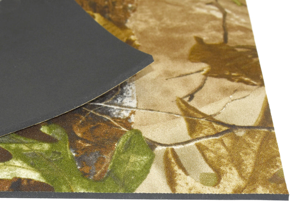 A5 Camouflage Neoprene Material