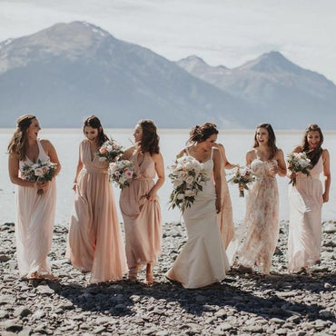 BRIDESMAID COLOURS - WHICH WILL YOU CHOOSE?