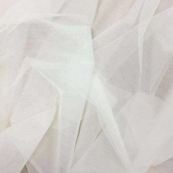 Bridal Tulle Pale Ivory