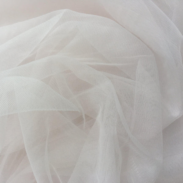 Illusion Tulle Shell Pink