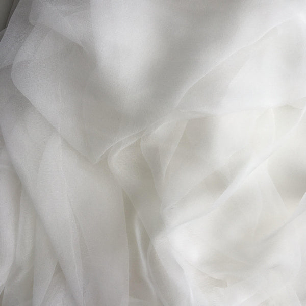 Plain Chiffon Natural