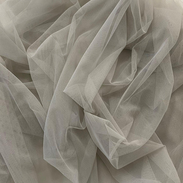 Polyester Tulle Dove