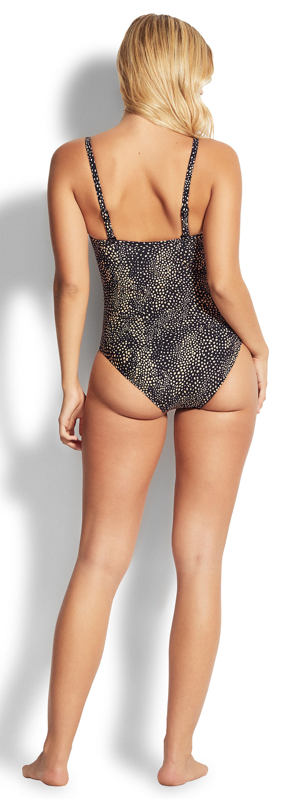Safari Spot Sweetheart maillot