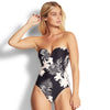 Wild Tropics Bandeau One Piece | Madison Boutique | Buy Online in South Africa