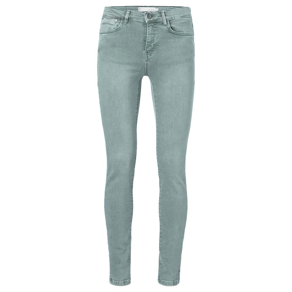 Basic Skinny Jean - Deep Green | Madison Boutique | Buy Online in South Africa
