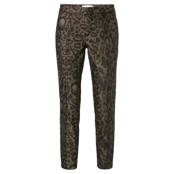Printed Leopard Stretch Pantalon | Madison Boutique | Buy Online in South Africa