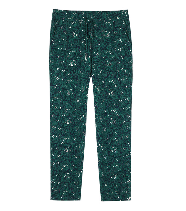 Soft Printed Trousers - Daisy