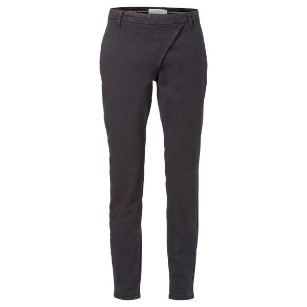 Yaya Black Chino Pants