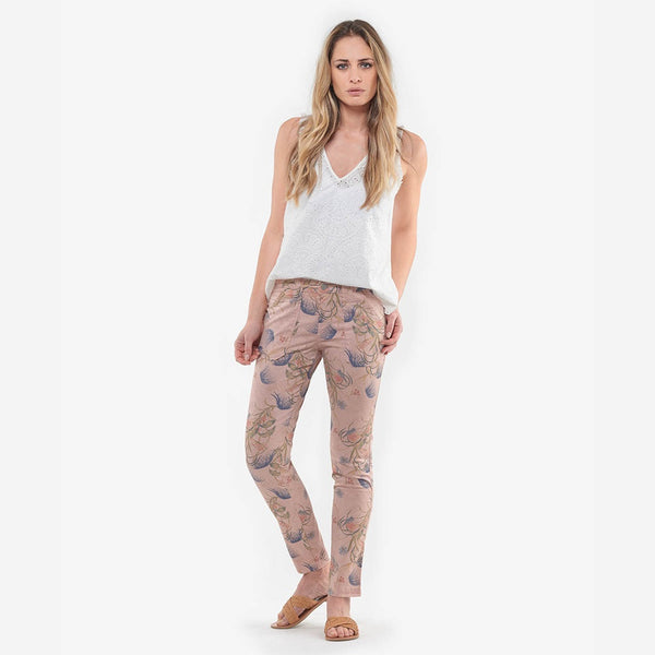 Sandy Patterned Pants