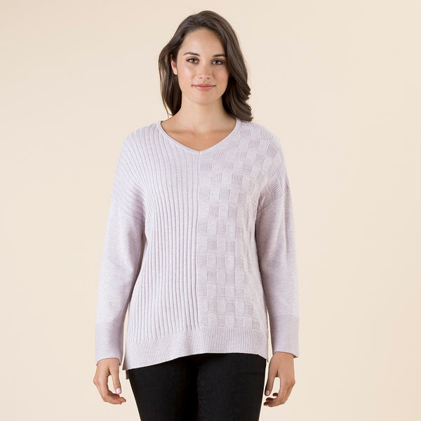 Coveted Cashmere Knit - Lilac