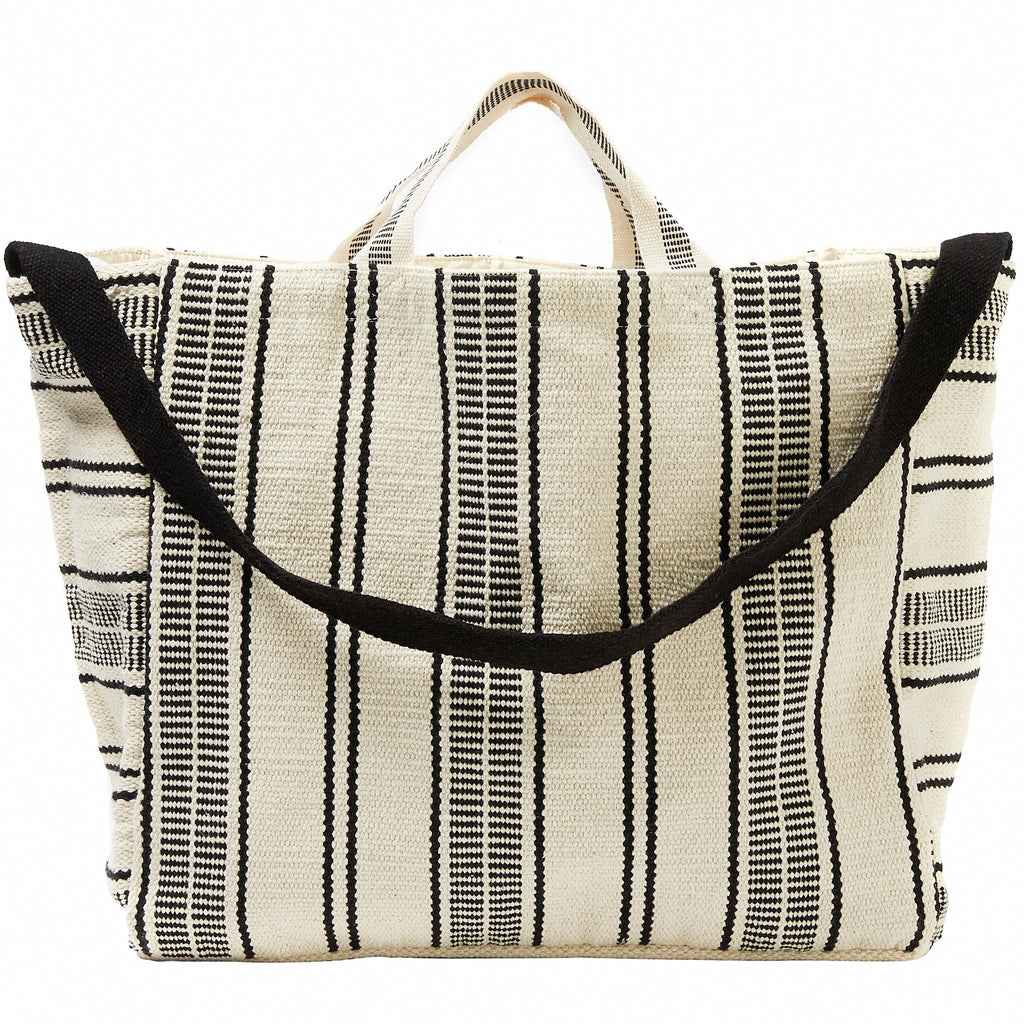 Essential Stripe Beach Tote | Madison Boutique | Buy Online in South Africa