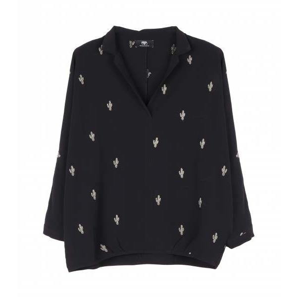 Spiky Cactus Blouse