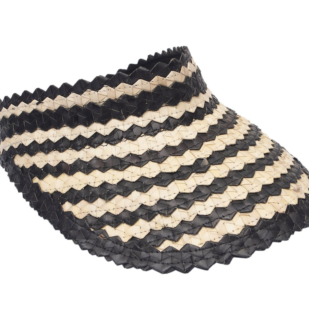 Baha Visor in Checkers Black
