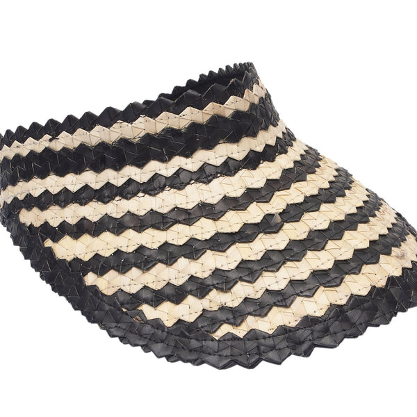 Baha Visor in Checkers Black | Madison Boutique | Buy Online in South Africa