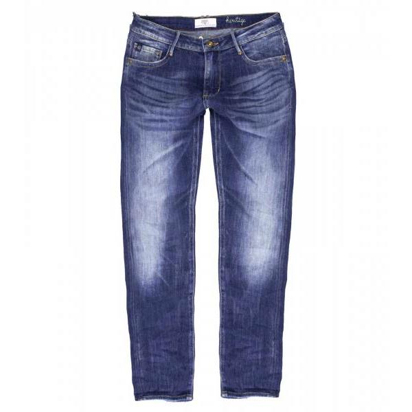 Blue Heritage Jeans