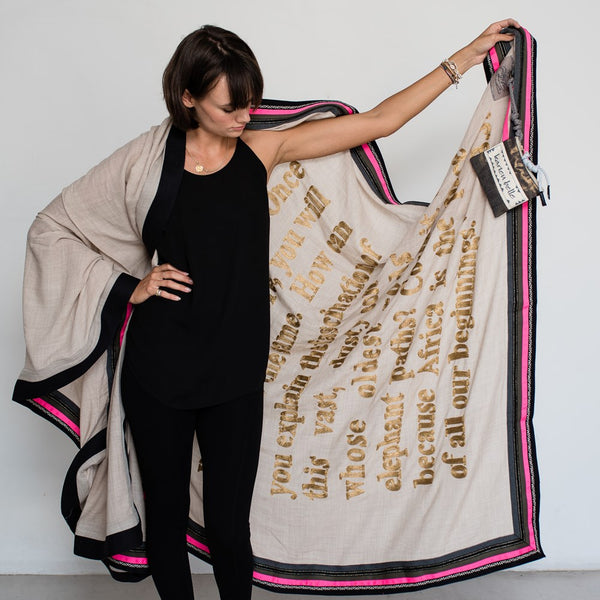 Karien Belle Throw | Madison Boutique | Buy Online in South Africa