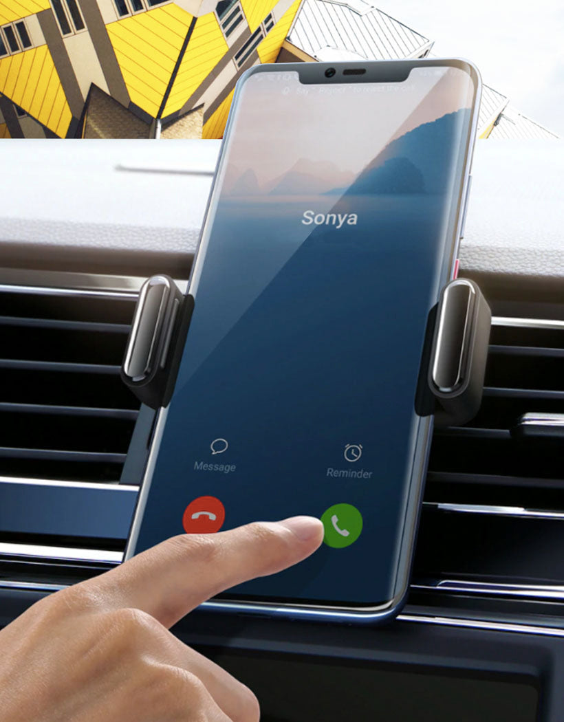 Fluqx Phone Holder for Cars Navigation Rotterdam