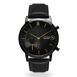 Muse Grandeur Jet Black Gold