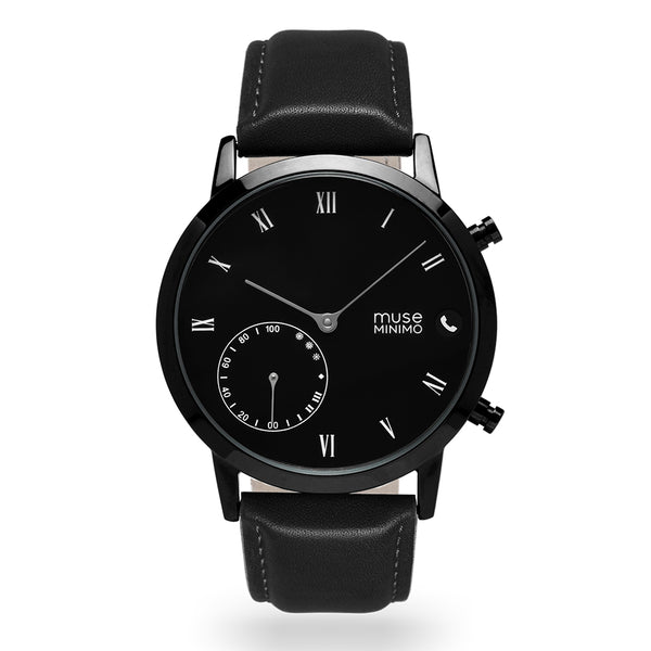 Muse Minimo Jet Black