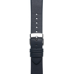 Foulard Navy Blue Leather Non-NFC Strap
