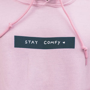 Stay Comfy Hoodie - Standard Edition [PRE-ORDER] - LilyPichu Store