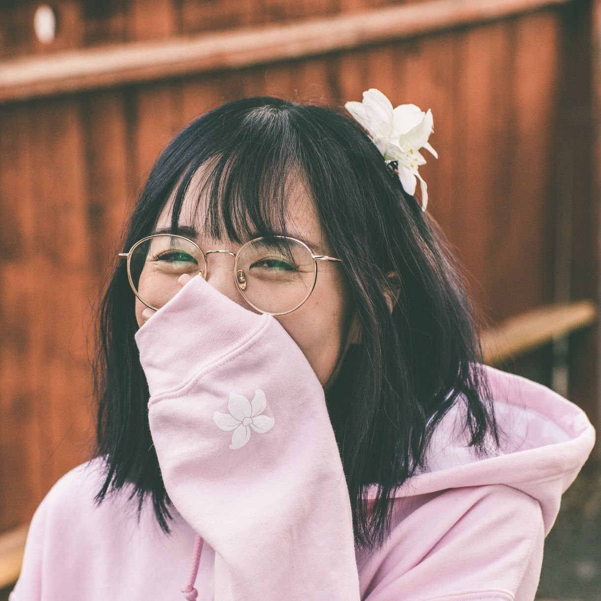 Stay Comfy Hoodie - Signature Edition With Custom Hood Lining - LilyPichu Store
