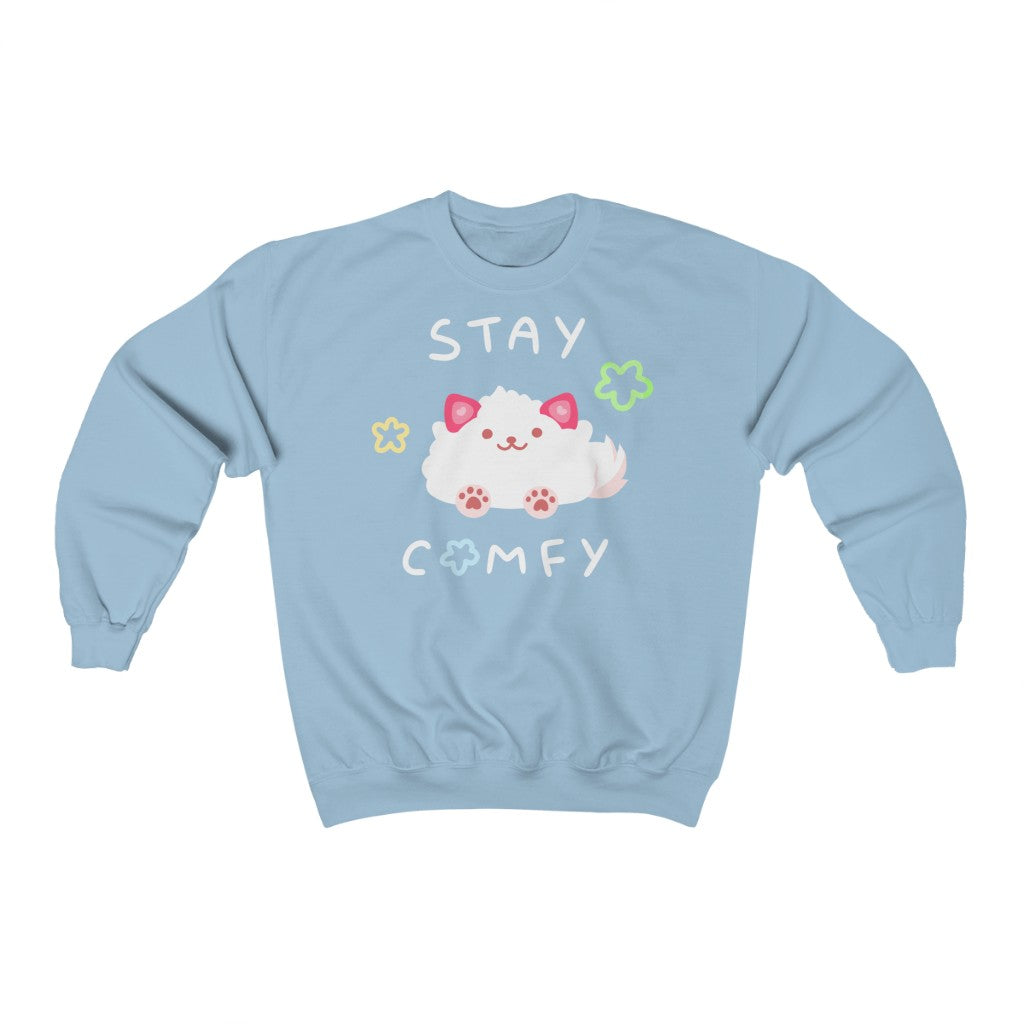 Stay Comfy Sweater - Temmie Edition - LilyPichu Store