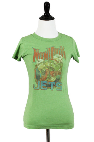 New York Jets Vintage Tee