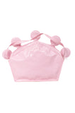Pink Crown Purse