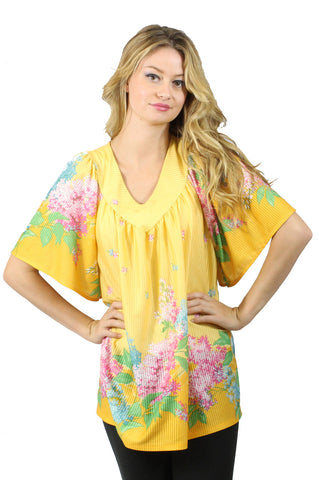Tropical Tunic
