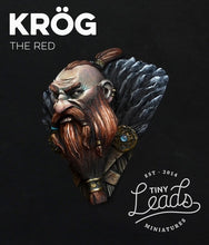 Load image into Gallery viewer, KRÖG, THE RED