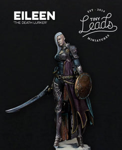 "EILEEN ""THE DEATH LURKER"". Figure Set"