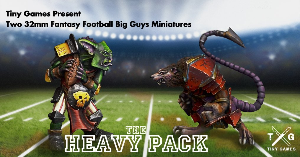 The Heavy Pack