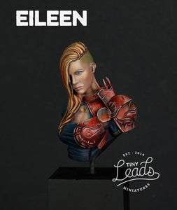 "EILEEN ""THE DEATH LURKER"". BUST"