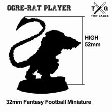 Load image into Gallery viewer, Ogre-Rat Player