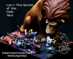Leo and the Queen of the Field Mice