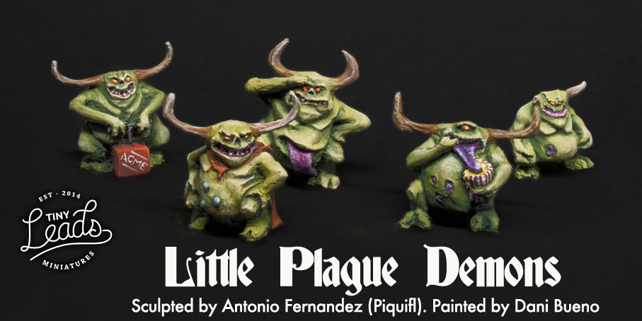Little Plague Demons