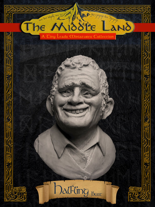 The Halfling Bust