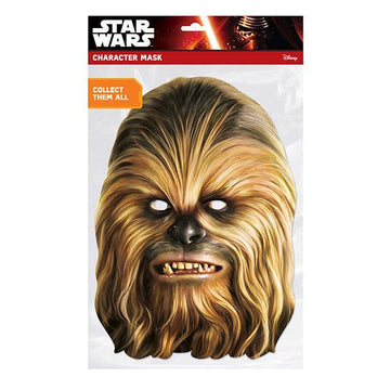 Chewbacca Card Mask
